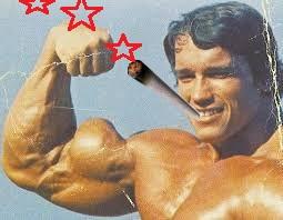 Batser met biceps (verschenen in Literair [WERK]4)